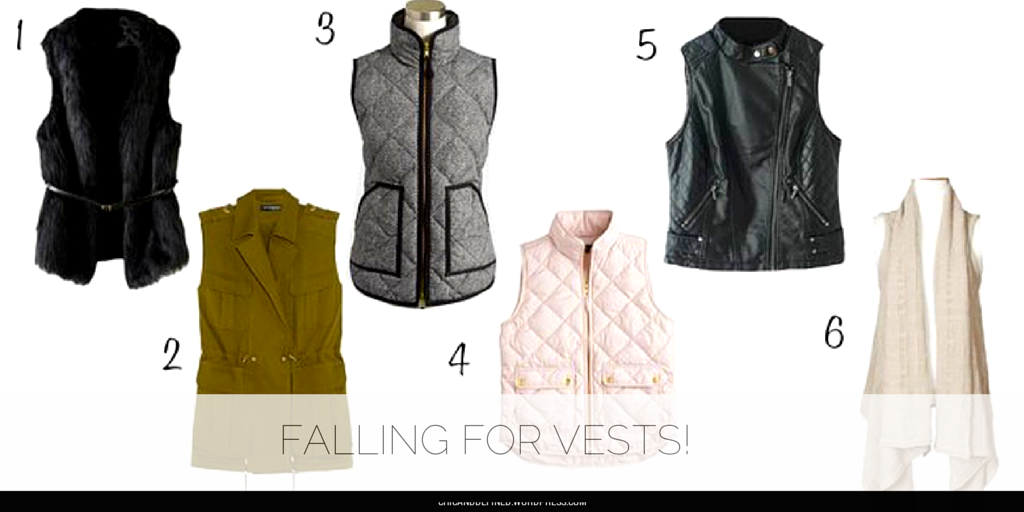 FALLING FOR VESTS