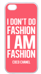 http://www.wordon.com.au/products/i-am-fashion-coco-chanel-coloured-quote-iphone-5-case.html